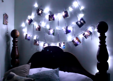 guirlande de lumiere chambre - Guirlande Lumineuse Deco Chambre