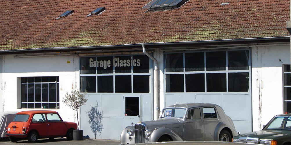 Garage de restauration de voitures anciennes cyclades elec - Garage restauration voiture ...