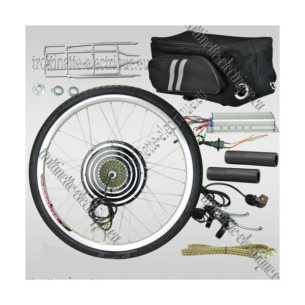 kit velo electrique 500w cyclades elec. Black Bedroom Furniture Sets. Home Design Ideas