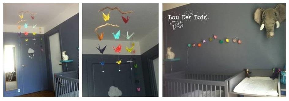 Stunning Guirlande Chambre Bebe Ideas - House Design - marcomilone.com