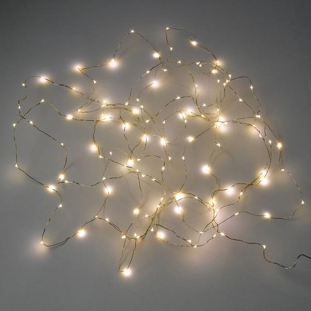 Guirlande Lumineuse Boule A Pile